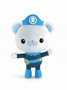 Barnacles Bear octonauts
