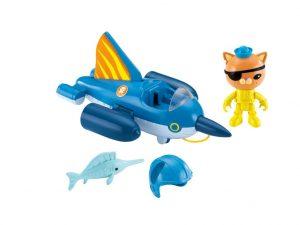 Octonautas Juego de miniaturas Mattel