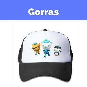 gorras octonautas