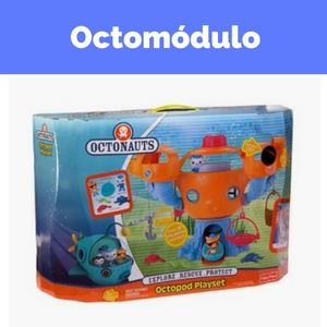 octomodulo octonautas