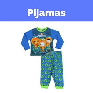 pijamas octonautas